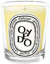 Парфюмерия и Козметика Diptyque Oyedo - Парфюмна свещ