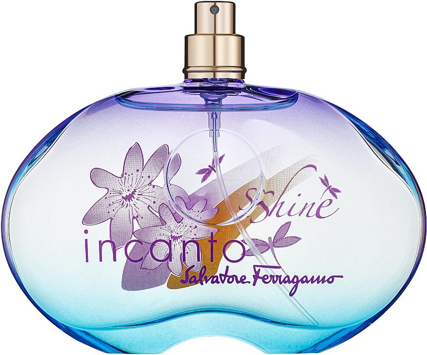 Salvatore Ferragamo Incanto Shine - Тоалетна вода (тестер без капачка)