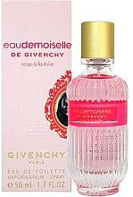 Парфюми, Парфюмерия, козметика Givenchy Eaudemoiselle Rose A La Folie - Тоалетна вода
