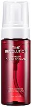 Парфюмерия и Козметика Почистваща пяна за лице - Missha Time Revolution Red Algae O2 Bubble Cleanser