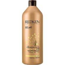 Шампоан за коса - Redken Shampoo Diamond Oil High Shine — снимка N2