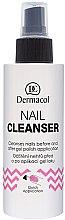 Парфюмерия и Козметика Обезмаслител за нокти - Dermacol Nail Cleanser