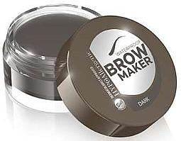Хипоалергенна водоустойчива помада за вежди - Bell Hypoallergenic Waterproof Brow Maker