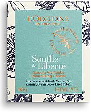 Парфюми, Парфюмерия, козметика Възстановяваща ароматна свещ - L'Occitane Revitalizing Candle Breath Of Freedom