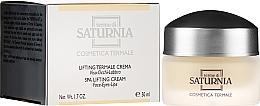 Парфюмерия и Козметика Спа лифтинг крем за лице, очи и устни - Terme Di Saturnia Spa Lifting Cream Face-Eyes-Lips