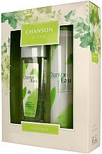 Парфюми, Парфюмерия, козметика Coty Chanson d'Eau - Комплект (дезодорант/200ml + спрей за тяло/75ml)