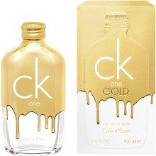 Парфюми, Парфюмерия, козметика Calvin Klein CK One Gold - Тоалетна вода
