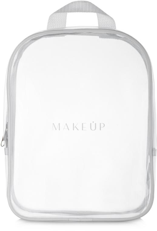 """Козметична чанта, бяла """"Beauty Bag"""" (без съдържанието) - MakeUp"""