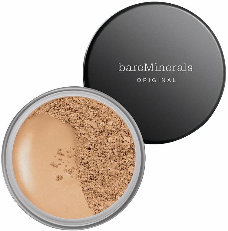 Крем-пудра за лице - Bare Escentuals Bare Minerals Original Foundation SPF15