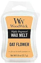 Парфюмерия и Козметика Ароматен восък - WoodWick Wax Melt Oat Flower