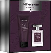 Парфюмерия и Козметика Allvernum Pepper & Lavender - Комплект (парф.вода/100ml + душ гел/200ml)