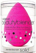 Парфюми, Парфюмерия, козметика Комплект - Beautyblender Original (гъба за грим/1бр + сапун/1бр)