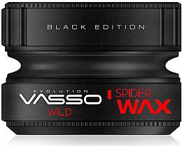 Парфюмерия и Козметика Моделиращ восък за коса - Vasso Professional Hair Styling Spider Wax Wild Edition