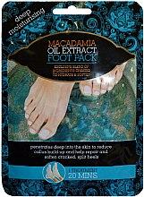 Парфюми, Парфюмерия, козметика Маска за крака - Xpel Marketing Ltd Macadamia Oil Extract Foot Pack