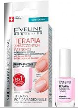 Парфюми, Парфюмерия, козметика Балсам за нокти - Eveline Cosmetics Nail Therapy Professional Therapy For Damage Nails