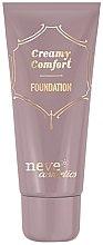 Парфюмерия и Козметика Фон дьо тен - Neve Cosmetics Creamy Comfort