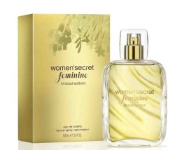 Парфюми, Парфюмерия, козметика Women Secret Feminine Limited Edition - Тоалетна вода (тестер с капачка)