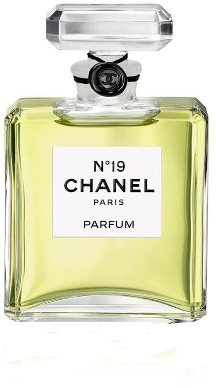 Chanel N19 - Парфюм (мини) — снимка N1