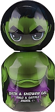 Парфюмерия и Козметика Детски душ гел - Corsair Marvel Avengers Hulk Bath&Shower Gel