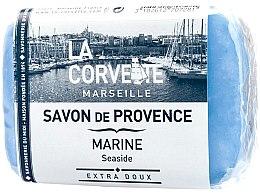 """Парфюми, Парфюмерия, козметика Провансалски сапун """"Морски бриз"""" - La Corvette Provence Soap Seaside"""