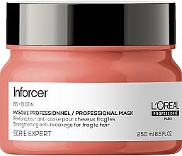 Парфюмерия и Козметика Подхранваща маска за коса - L'Oreal Professionnel Inforcer Strengthening Anti-Breakage Masque