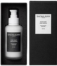 Парфюмерия и Козметика Нощен възстановяващ гел за коса - Sachajuan Shampoo
