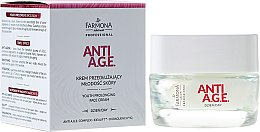 Парфюмерия и Козметика Антистраеещ крем - Farmona Professional Anti-Age Glycation Youth Extending Cream