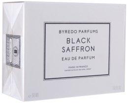 Парфюмерия и Козметика Byredo Black Saffron - Парфюмна вода