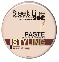 Парфюми, Парфюмерия, козметика Моделираща паста за коса - Stapiz Sleek Line Styling Paste