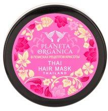 """Парфюми, Парфюмерия, козметика Маска за блясък и силна коса """"Thai"""" - Planeta Organica Thai Hair Mask"""