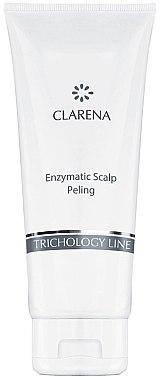 Ензимен пилинг за скалп - Clarena Trichology Line Enzymatic Scalp Peeling — снимка N1