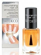 Парфюми, Парфюмерия, козметика Масло за кожички и нокти - Artdeco Nourishing Nail Oil With Macadamia