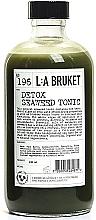 Парфюмерия и Козметика Детокс тоник за вана с водорасли, мандарина и розмарин - L:A Bruket No. 196 Detox Seaweed Tonic Mandarin/Rosemary