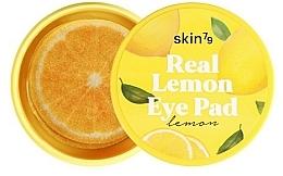 Парфюмерия и Козметика Изсветляващи пачове за очи и лице - Skin79 Brightening Real Lemon Eye Pad