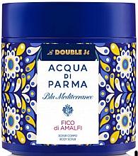 Парфюмерия и Козметика Acqua Di Parma Blu Mediterraneo Fico di Amalfi - Скраб за тяло