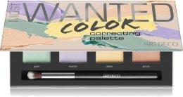 Парфюми, Парфюмерия, козметика Контурираща палитра за лице - Artdeco Most Wanted Color Correcting Palette