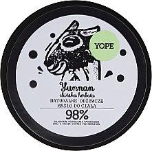 """Парфюмерия и Козметика Масло за тяло """"Зелен чай"""" - Yope Green Tea Body Butter"""