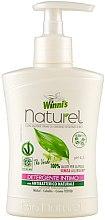 Парфюми, Парфюмерия, козметика Сапун за интимна хигиена с екстракт от зелен чай - Winni's Naturel Intimate Wash