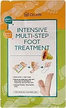 Парфюмерия и Козметика Интензивна грижа за краката - Celkin Intensive Multi-Step Foot Treatment