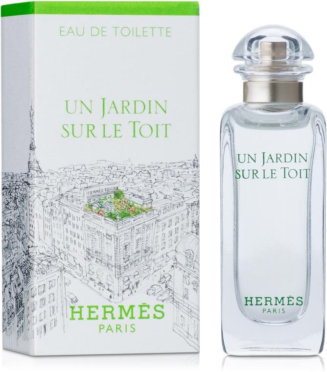 Hermes Un Jardin sur le Toit - Тоалетна вода ( мини )  — снимка N1