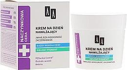 Парфюми, Парфюмерия, козметика Дневен крем против зачервяване - AA Cosmetics Vascular Skin Moisturising Day Cream