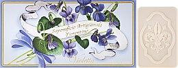 Парфюми, Парфюмерия, козметика Комплект сапуни - Saponificio Artigianale Fiorentino Violet