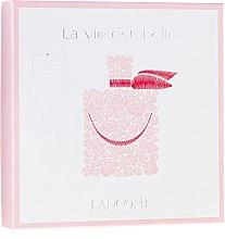 Парфюми, Парфюмерия, козметика Lancome La Vie Est Belle - Комплект (парф. вода/75ml + душ гел/50ml + лосион за тяло/50ml)