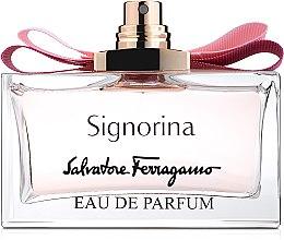 Парфюми, Парфюмерия, козметика Salvatore Ferragamo Signorina - Парфюмна вода (тестер без капачка)
