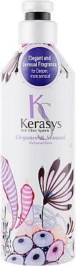Парфюмен балсам за тънка и увредена коса - KeraSys Elegance & Sensual Perfumed Rince