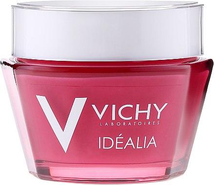 Крем за възстановяване на суха кожа - Vichy Idealia Smoothness & Glow Energizing Cream — снимка N2
