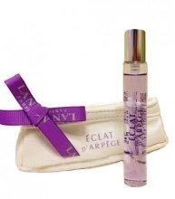 Парфюми, Парфюмерия, козметика Lanvin Eclat D`Arpege - Комплект (edp/7.5ml + mini bag)