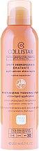 Парфюмерия и Козметика Овлажняващ слънцезащитен спрей - Collistar Moisturizing Tanning Spray SPF30 200ml