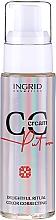 Парфюмерия и Козметика Ingrid Cosmetics CC Cream Put On Delightful Ritual Color Correcting - CC крем за лице