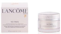 Парфюми, Парфюмерия, козметика Овлажняващ крем за суха кожа - Lancome Nutrix Nourishing and Repairing Treatment Rich Cream Limited Edition